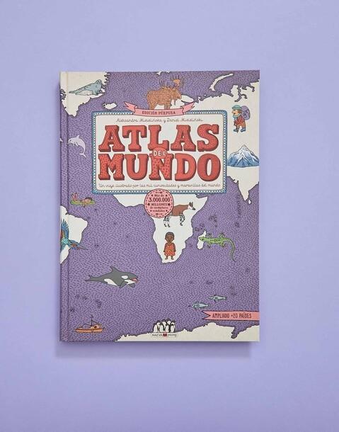 atlas de mundo