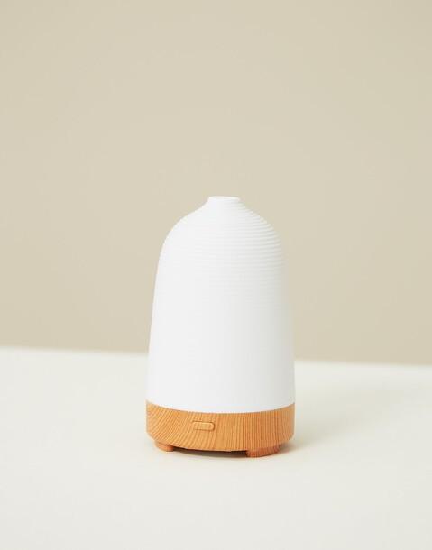 diffusore profumo base color legno usb