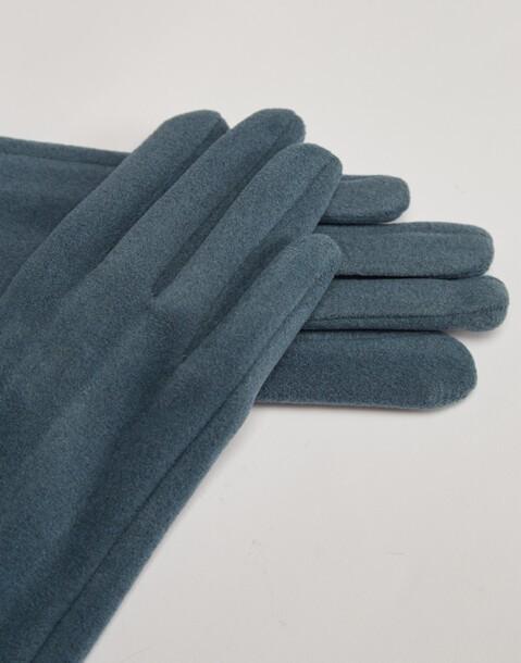 flanellhandschuh mit touchfunktion