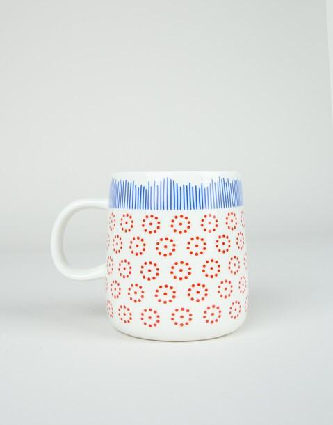 taza cerámica grande