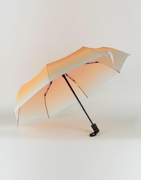 paraguas tie dye plegable