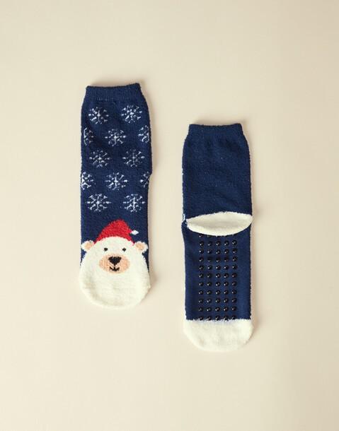 polar bear men's socks