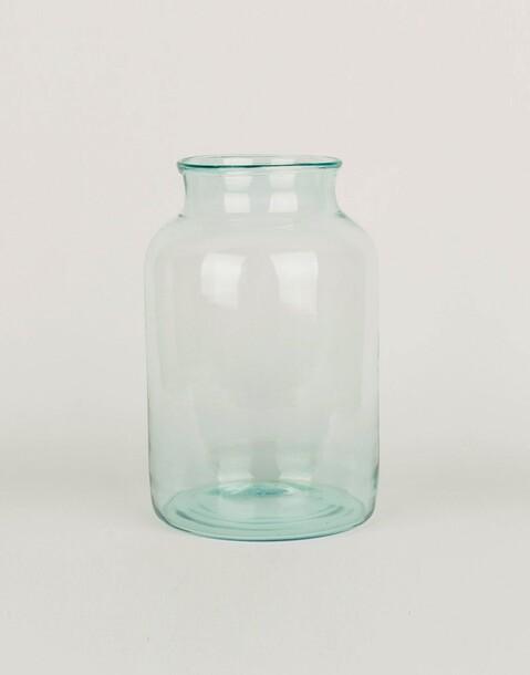glass vase 21 x 31 cm