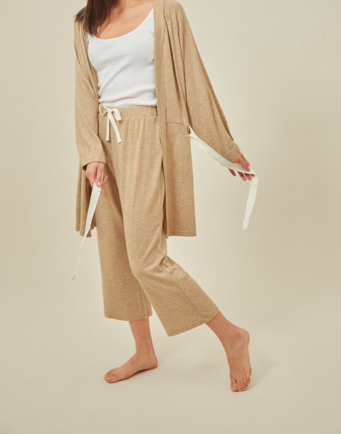 ankle wide soft pants