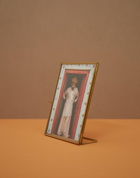 cadre brass 13 x 18 cm