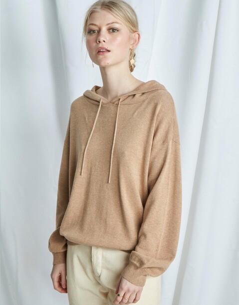 maglione felpa organico
