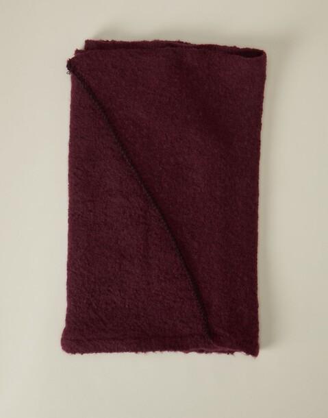 stitching scarf