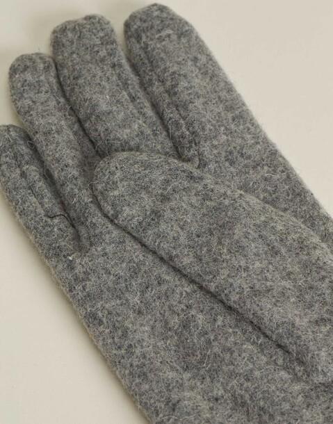 guante hombre lana