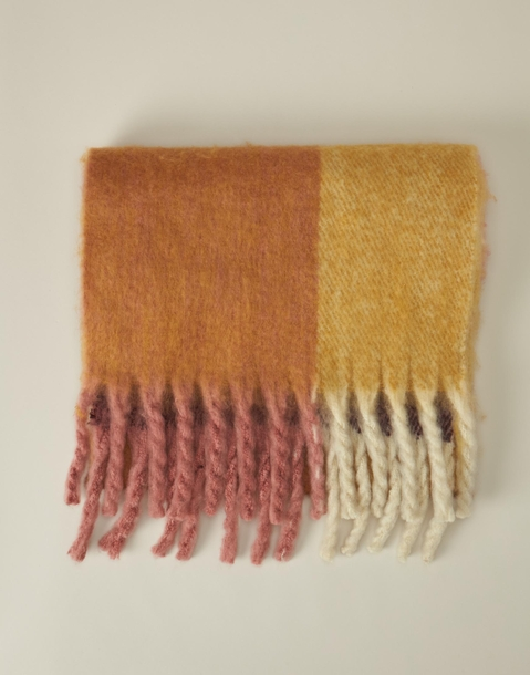 thick blanket scarf