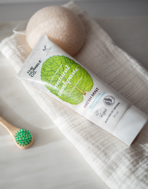 dentifricio naturale fresh mint