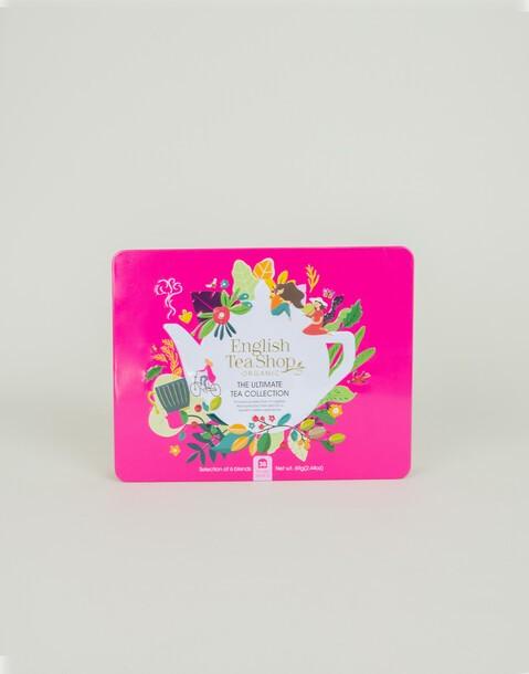 té orgánico en lata - the ultimate tea collection