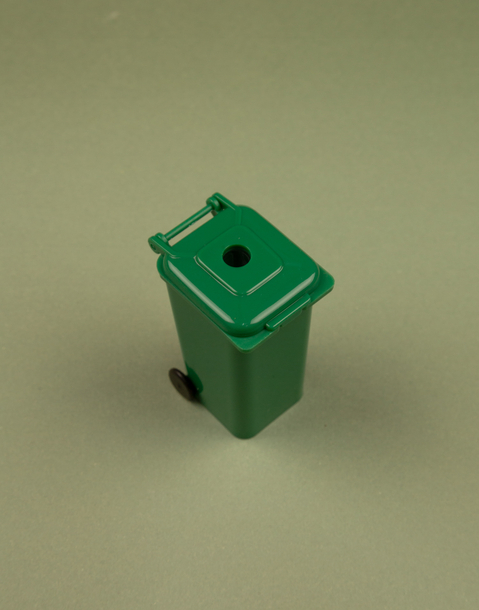 trash can pencil sharpener