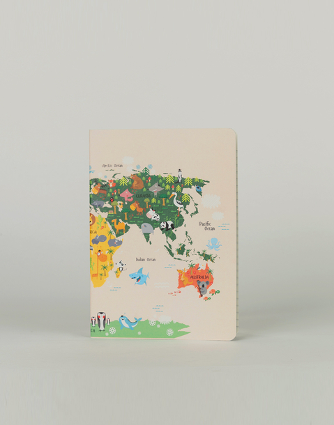 kid's notebook