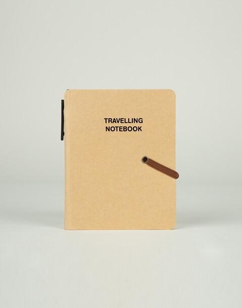 rubber notebook