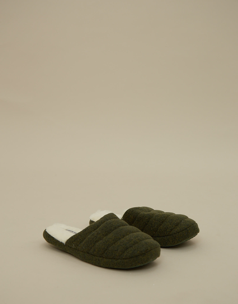 pantofole memory foam uomo