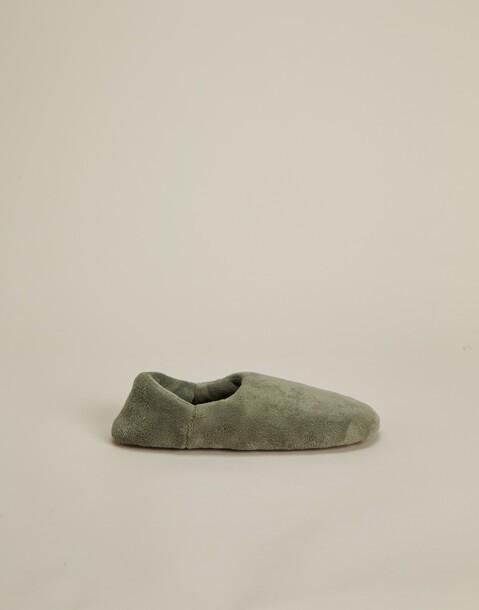 men's closed basic slipper