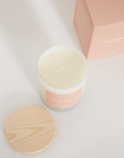good feeling soy candle 200gr