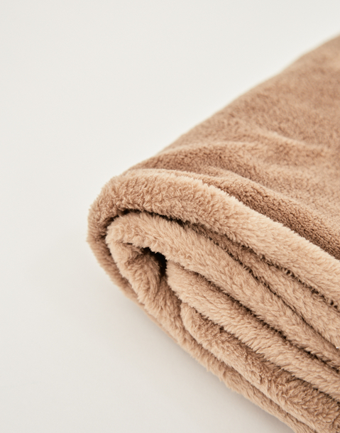 couverture tissu tendance
