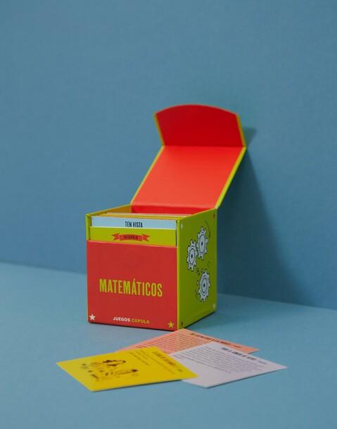 juego tu cajita de enigmas matemáticos