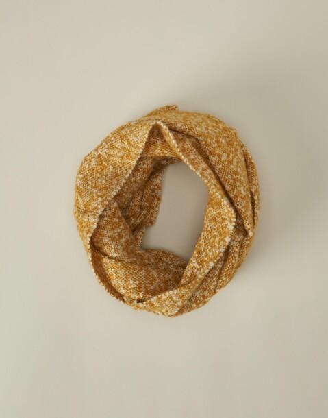 sciarpa tubolare melange