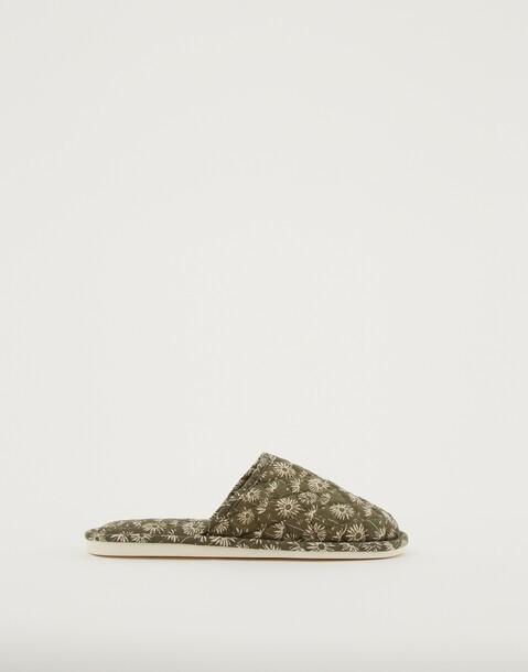 padded slipper