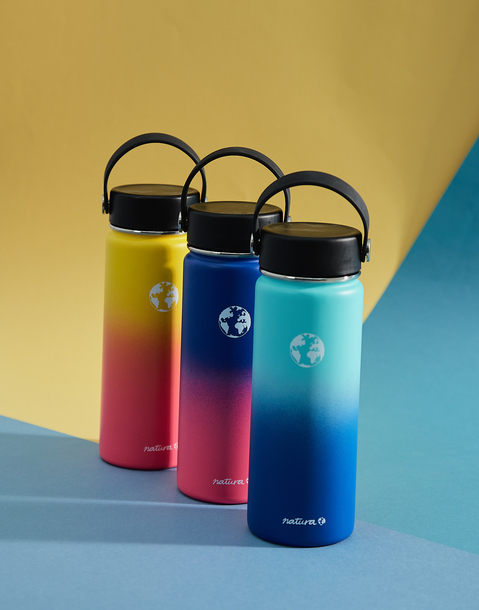 degradé reusable bottle 500ml