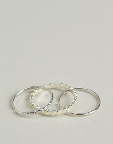 3-piece ring set