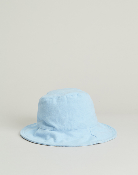 fabric basic hat
