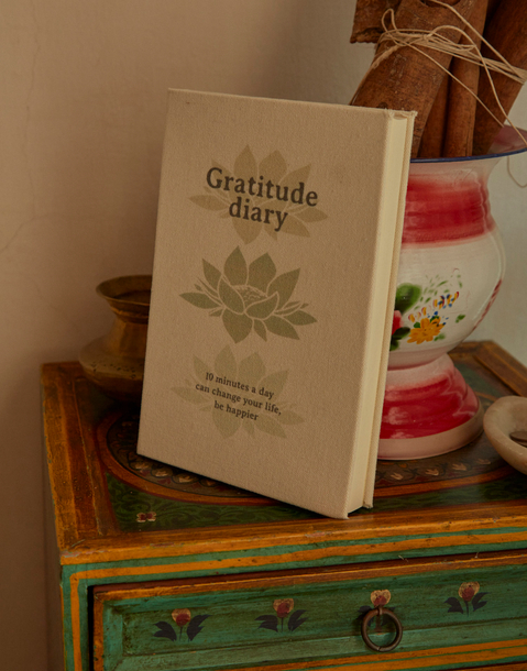 cuaderno gratitud