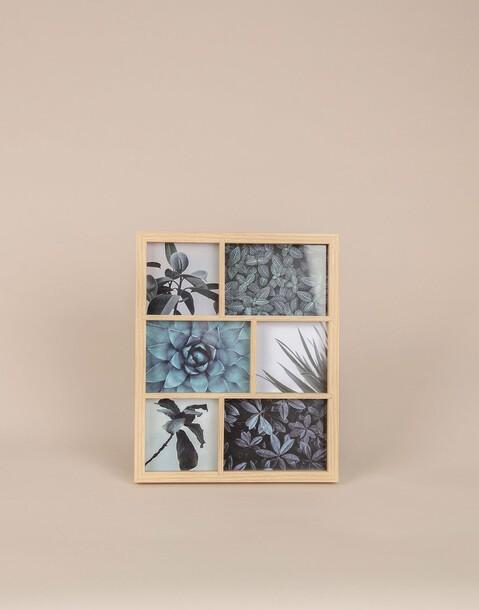 6 photo frame
