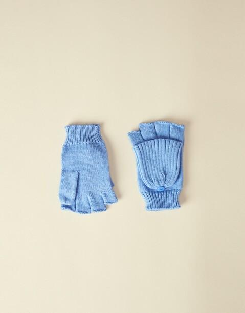 basic fingerless glove