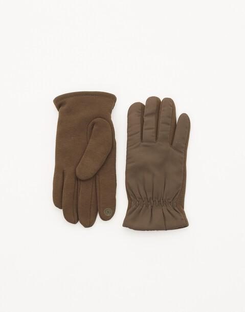 herrenhandschuhe aus nylon mit touchfunktion