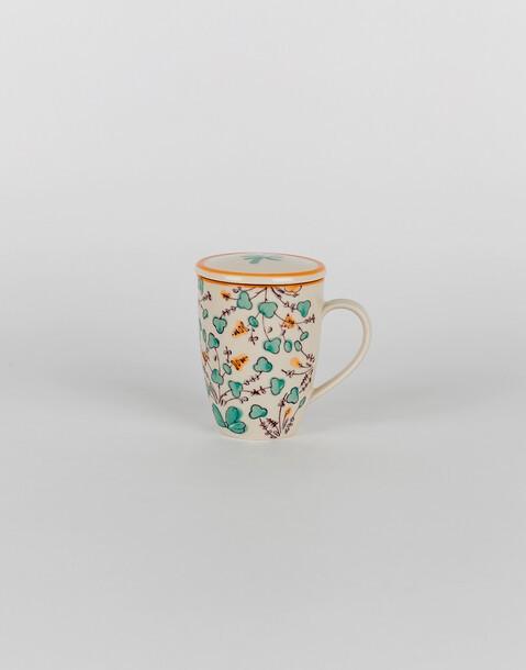 taza con filtro acuarela