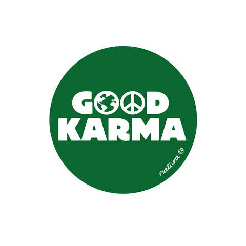 GOOD KARMA STICKER