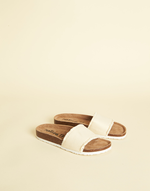 ERGONOMIC SLIDE SANDAL