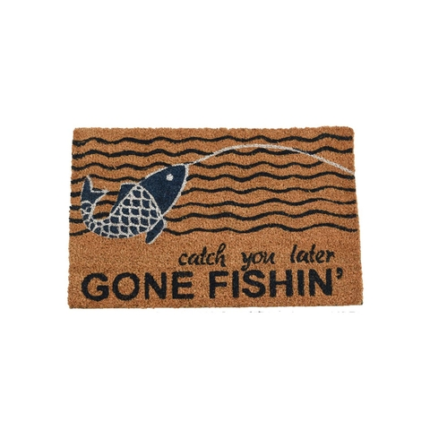 FELPUDO GONE FISHING