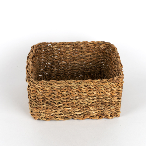 LARGE SQUARED BASKET