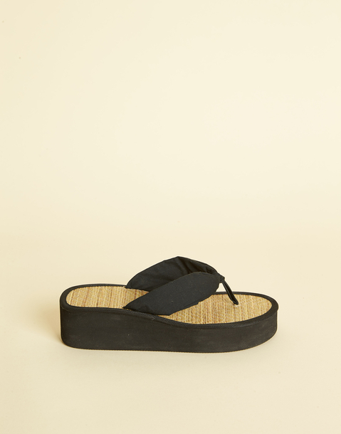 BAMBOO WEDGE