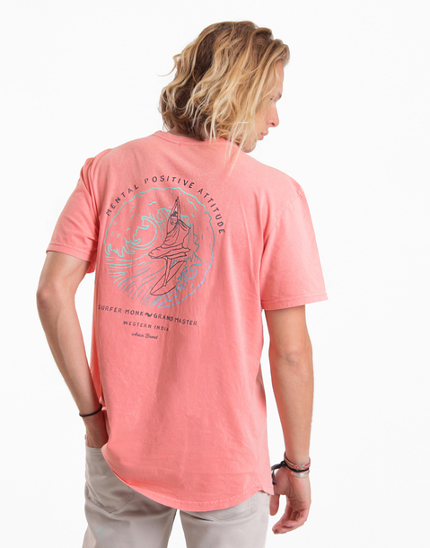 camiseta buddha arica brand