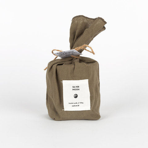 WAX CANDLE WITH BAG
