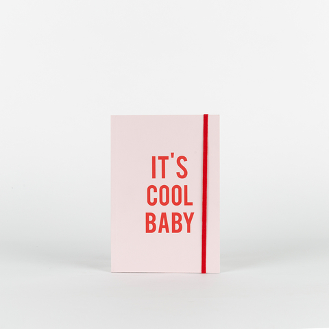 CUADERNO ITS COOL BABY
