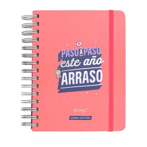 AGENDA MR WONDERFUL PASO A PASO 19-20