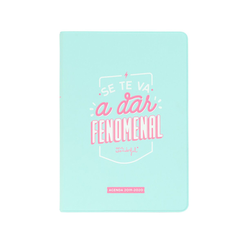 AGENDA MR WONDERFUL FENOMENAL 19-20