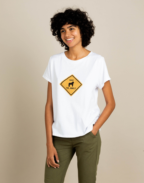 SAVE THE JUNGLE T-SHIRT