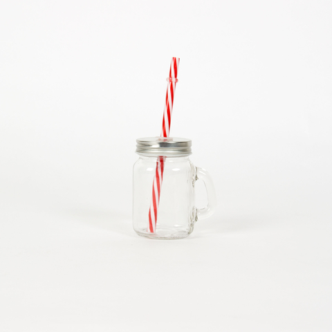 STRAW MICRO JAR
