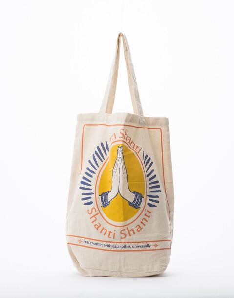 bolsa lino mensaje