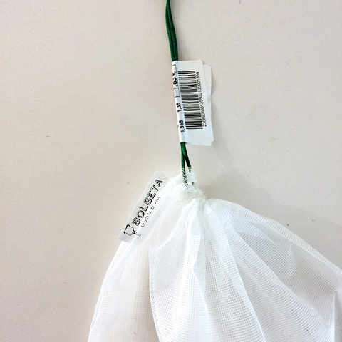 REUSABLE PRODUCE BAGS PACK OF 5