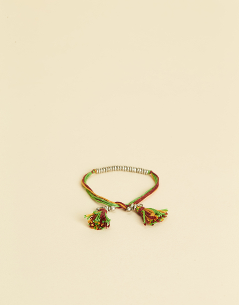 REGGAE COTTON BRACELET