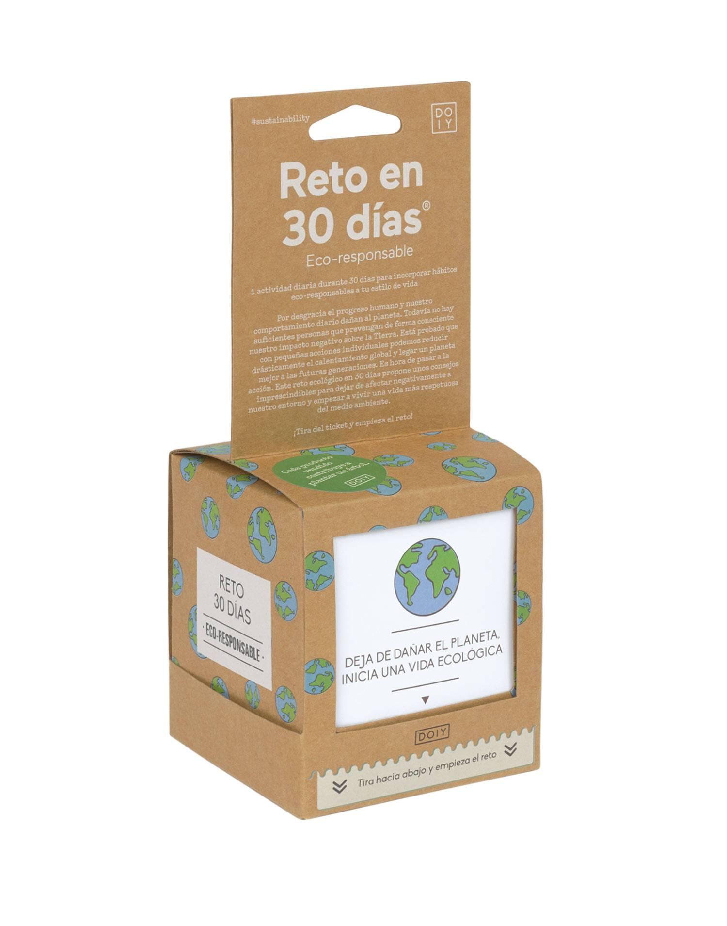 Reto 30 días en español