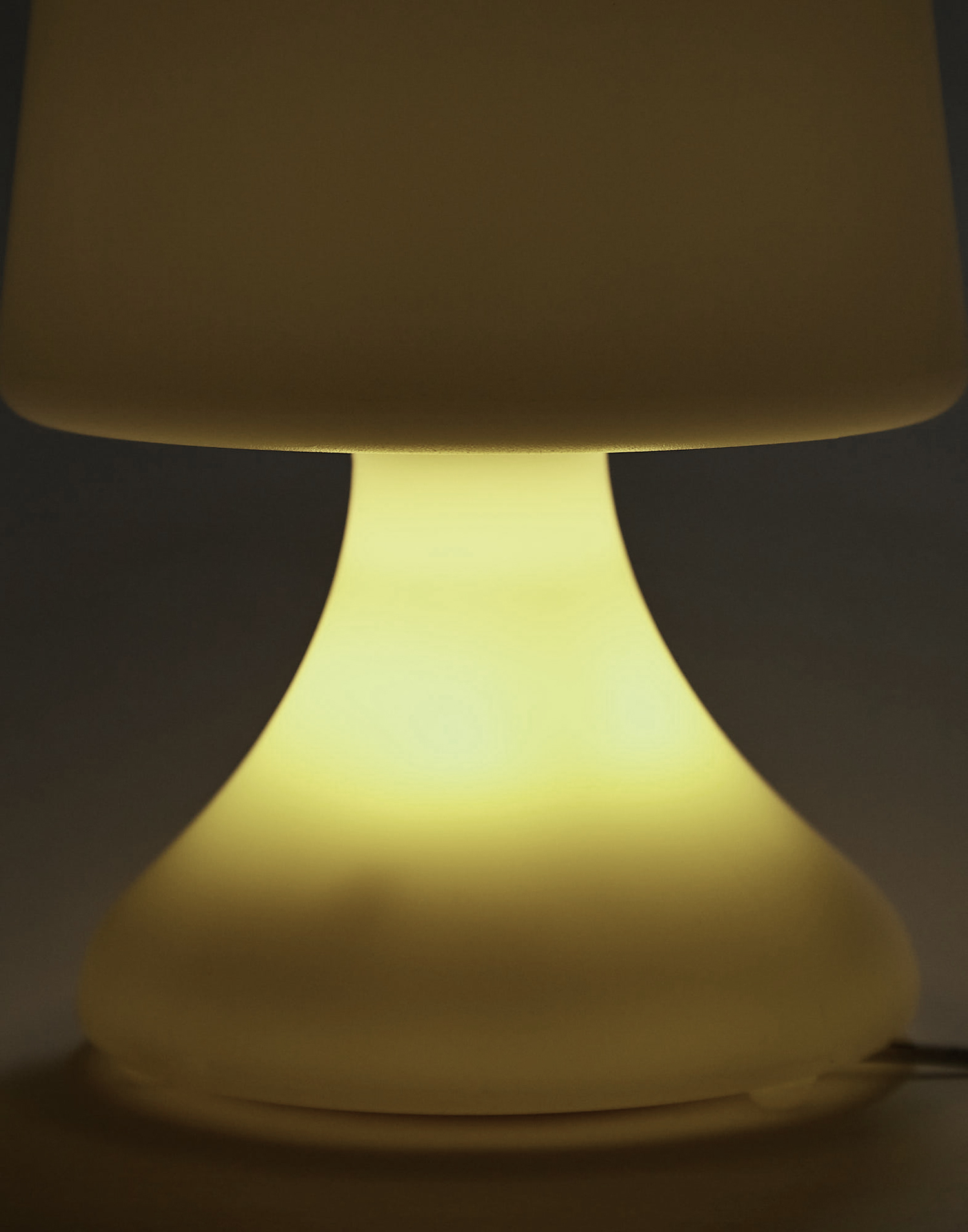 In/out rechargeable lamp